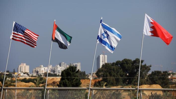 يوم غضب فلسطيني رفضاً لاتفاق التطبيع الذي سيوقع في واشنطن بين الإمارات والبحرين وإسرائيل