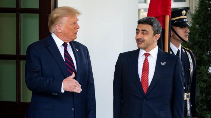 مسؤول من إدارة ترمب قال إن إسرائيل ستوقع اتفاقات مع الدولتين وستنضم الولايات المتحدة لتوقيع وثيقة مشتركة
