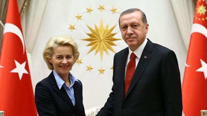 أردوغان:تركيا مستعدة لبدء محادثات استكشافية بين أنقرة وأثينا
