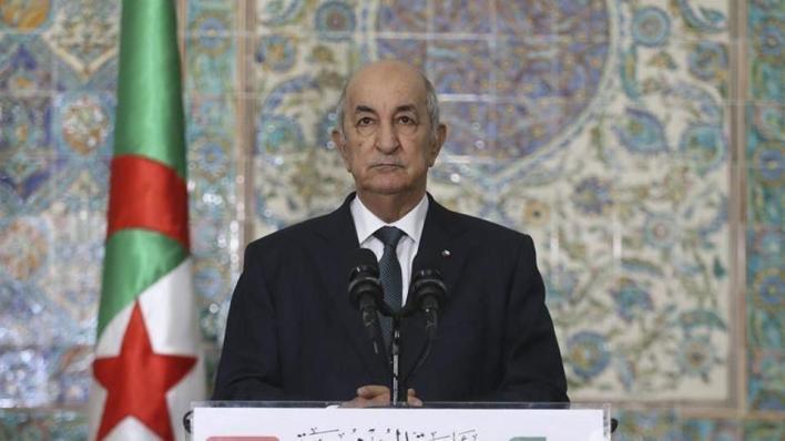 عبد المجيد تبون:القضية الفلسطينية تبقى بالنسبة إلى الجزائر وشعبها قضية مقدسة وأم القضايا