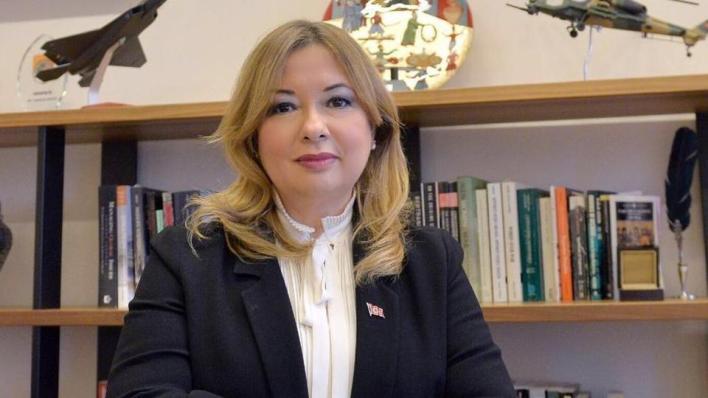 كبيرة المستشارين في رئاسة الجمهورية التركية غول نور آيبيت