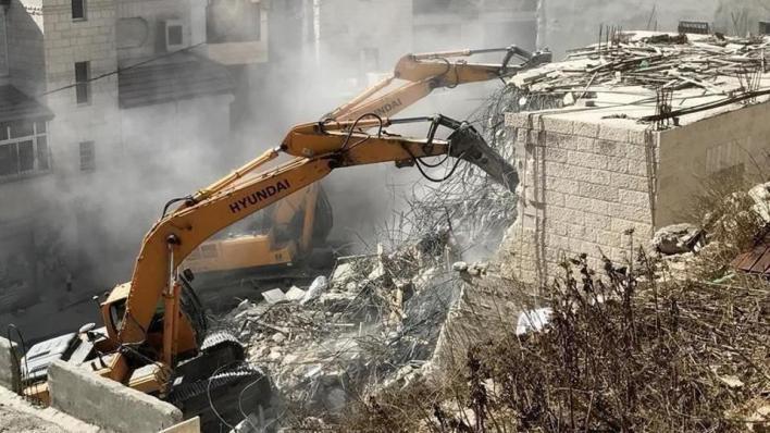 إسرائيل تهدم أكثر من 500 مبنى فلسطيني في الضفة الغربية والقدس الشرقية منذ بداية العام الجاري