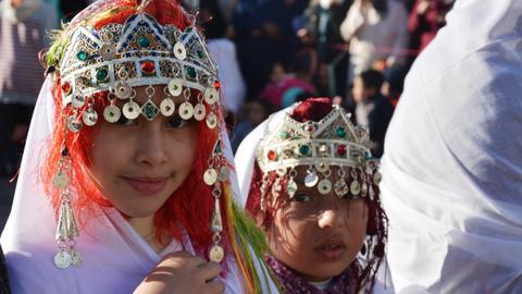 9025822 5258 2961 26 342 - الحليّ التقليدية المغربية.. وصل وجداني بالجذور وذاكرة تتوارثها الأسر