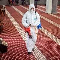 """صورة منظمة الصحة: لا نهاية في الأفق لأزمة كوفيد، وسوف يستمر تأثيرها """"لعقود قادمة"""""""