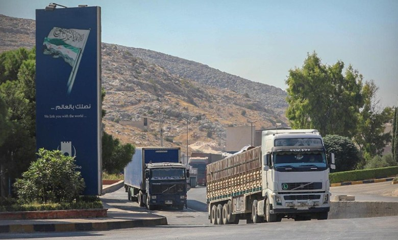 "Untitled 1 19 - ""باب الهوى"" ينفي تأخر دخول المساعدات الأممية إلى سوريا"
