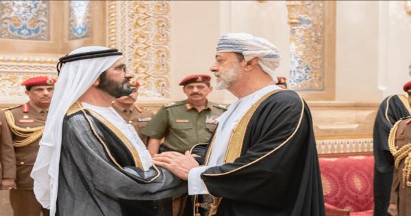 محاولة تسلل ناعمة من محمد بن راشد إلى سلطنة عمان.. وبيان رسمي عاجل يصدمه