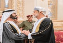 صورة محاولة تسلل ناعمة من محمد بن راشد إلى سلطنة عمان.. وبيان رسمي عاجل يصدمه
