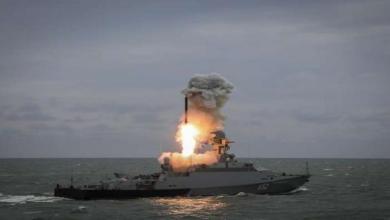 صورة بصواريخ ثقيلة مصدرها البحر المتوسط.. تصعيد روسي خطير جوًا وبرًا على قرى ريف إدلب