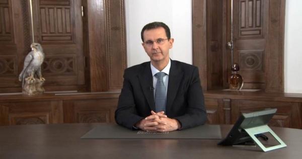 bshr 54 - أفيخاي أدرعي يوجه رسالة إلى بشار الأسد.. تتضمن صورة مثيرة