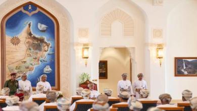 صورة معلومات خطيرة عن لقاء السلطان هيثم بن طارق مع شيوخ ظفار.. ترقب في سلطنة عمان (صور)