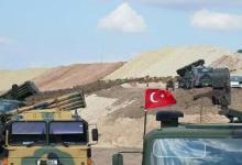صورة نظام الأسد يحشد مواليه للتظاهر أمام النقاط التركية شرقي إدلب