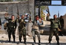 """صورة انشقاقات بصفوف """"قوات الأسد"""" في الرقة.. وهروبهم إلى هذه المنطقة"""