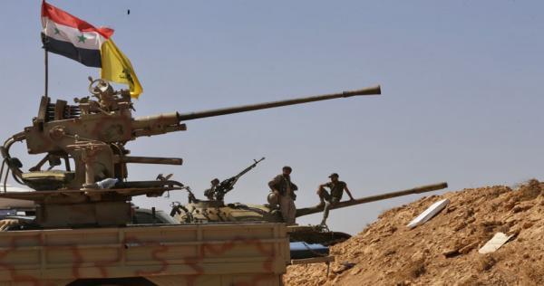 syria6 12 - بعد تصاعد الأزمة.. جبران باسيل: حزب الله يفكر بالعودة من سوريا