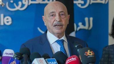 صورة حل الأزمة الليبية بتشكيل سلطة جديدة