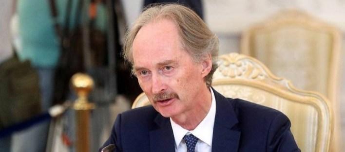 2 - بيدرسون …دستور جديد لايكفي والحل في سوريا عبر قرار مجلس الأمن 2245