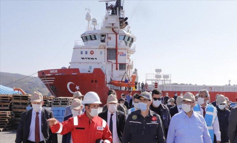 جديدة ستنضم إلى الفاتح عام 2021 للتنقيب في البحر الأسود 1 - تركيا.. سفينة جديدة ستنضم إلى الفاتح عام 2021 للتنقيب في البحر الأسود - Mada Post