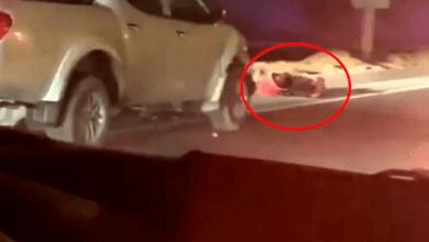 صورة مقتل امرأة سورية حامل مع طفلها إثر حادث سير مروّع في اسطنبول