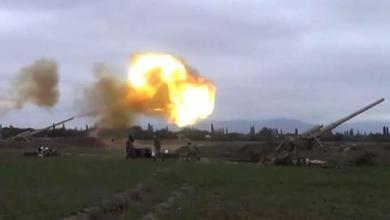 صورة أذربيجان تتهم أرمينيا بجلب مرتزقة وخسائر كبيرة يتكبدها الجيش الأرميني