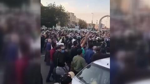 1601587373 9076732 854 481 4 2 - إيرانيون من أصل تركي يتظاهرون تضامناً مع أذربيجان