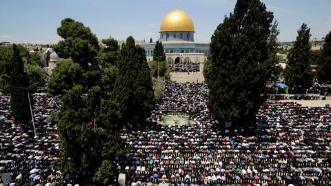1601666492 3464010 5702 3211 40 5 - اتفاقات التطبيع زادت من الاعتداءات بحق القدس