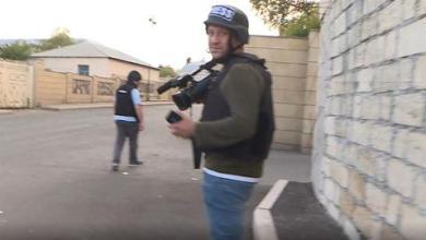 صورة جرائم متوالية.. الجيش الأرميني يستهدف صحفيين أتراكاً في أذربيجان