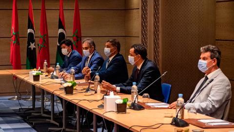 """1601740057 9091937 4063 2288 20 137 - انطلاقة """"إيجابية وجيّدة"""" لجولة الحوار الليبي الثانية في المغرب"""