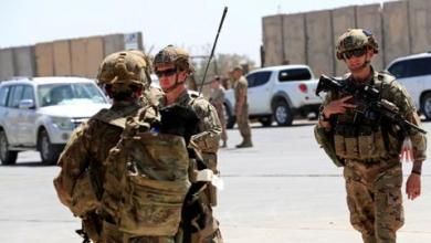 صورة رحيل 2500 جندي أمريكي من العراق