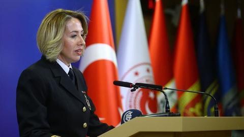 1601839422 9105941 854 481 4 2 - الدفاع التركية تحذر إرهابيي PKK المتعاونين مع الأرمينيين