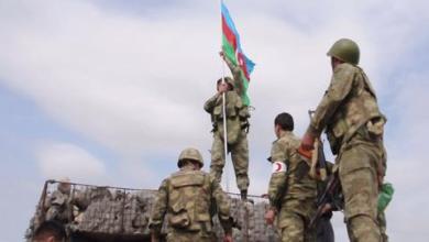 صورة أذربيجان.. تحرير 22 منطقة سكنية من الاحتلال الأرميني