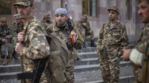 """1601908905 9112050 1584 892 6 1 - قره باغ.. """"المرتزقة والإرهابيون"""" ورقة أرمينية أمام الهزائم المتتالية"""