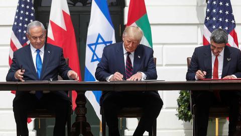 1601925897 9118821 3699 2083 33 295 - لقاء مرتقب بين وزيرَي خارجية الإمارات وإسرائيل في برلين