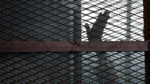 1601932171 9121651 4071 2292 11 163 - إدانات حقوقية لإعدام السلطات المصرية 15 معارضاً