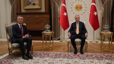 صورة على حلف الناتو إظهار تضامنه الملموس مع تركيا