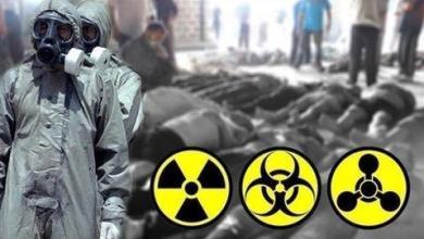 """صورة أعضاء بمجلس الأمن يرفضون محاولة روسيا """"التستر"""" على هجمات الأسد الكيميائية"""