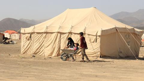1602003028 9142149 3206 1805 2 189 - الأمم المتحدة تحذر من كارثة باليمن بعد نزوح 90 ألفاً منذ مطلع 2020