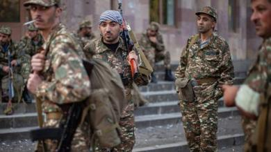 صورة أذربيجان.. الكشف عن اتصالات لاسلكية لإرهابيي PKK بقره باغ