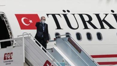 صورة أردوغان يتوجه إلى الكويت وقطر في زيارة رسمية