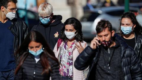 1602188422 9164974 5417 3050 5 10 - منظمة الصحة تسجل ارتفاعاً قياسياً بعدد إصابات كورونا اليومية عالمياً