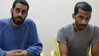 """صورة متهمان من خلية """"بيتلز"""" ينكران التهم الموجهة إليهما أمام القضاء الأمريكي"""