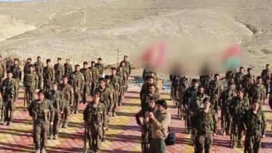 صورة تنظيم PKK الإرهابي يواصل أنشطته بسنجار رغم اتفاق بغداد وأربيل