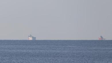 صورة سفينة أوروتش رئيس بدأت أنشطتها شرقي المتوسط
