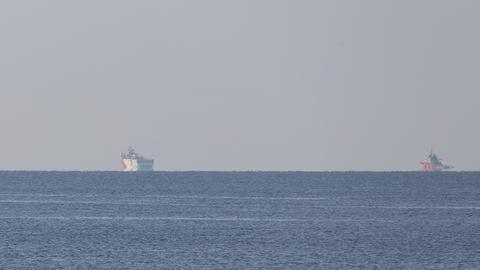 1602673130 9222479 3240 1824 15 294 - سفينة أوروتش رئيس بدأت أنشطتها شرقي المتوسط