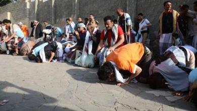 صورة الحكومة اليمنية والحوثيون يطلقون سراح 1061 أسيراً بالتبادل