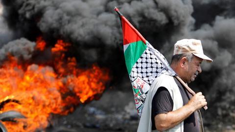 1602882145 9261716 5614 3162 28 149 - إسرائيل تريد تصفية القضية الفلسطينية ورفضنا حواراً مع أمريكا