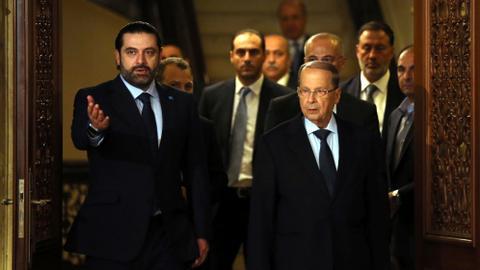 1603367295 2362584 3979 2240 20 351 - الرئيس اللبناني يكلِّف سعد الحريري تشكيل حكومة جديدة