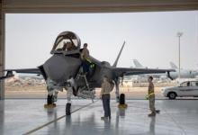 """صورة في إشارة إلى صفقة F-35.. إسرائيل لن تعارض بيع واشنطن """"أسلحة معينة"""" للإمارات"""