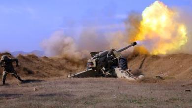 صورة أذربيجان تواصل إلحاق خسائر بصفوف الجيش الأرميني