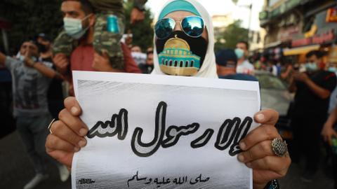 1603880370 9381611 3960 2230 24 214 - استمرار إدانة الإساءة للإسلام عالمياً ودعوات جديدة لمقاطعة منتجات فرنسا