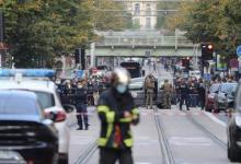 صورة 3 قتلى وعدد من الجرحى في حادثة طعن بمدينة نيس الفرنسية