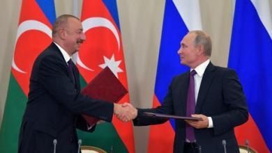 صورة بوتين يؤكد ضرورة حل الخلاف بين أرمينيا وأذربيجان بالتفاوض